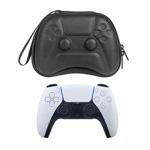 Image 4 - for PS5 Portable EVA Hard Travel Carrying Case Cover Shockproof Storage Bag Pouch Shell For PlayStation 5 Controller Accessories