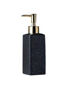 Image 5 - Ceramic Soap Dispenser Hand Sanitizer Bottle Nordic Bathroom Toilet Lotion Bottle Shower Gel Bottle Press Sub bottle Shampoo Bot