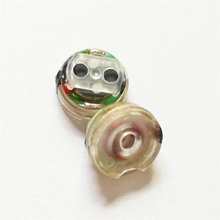 8mm Headphone Speaker Unit Composited Titanium Film 32 Ohm DIY Headphone Loudspeaker for IE800