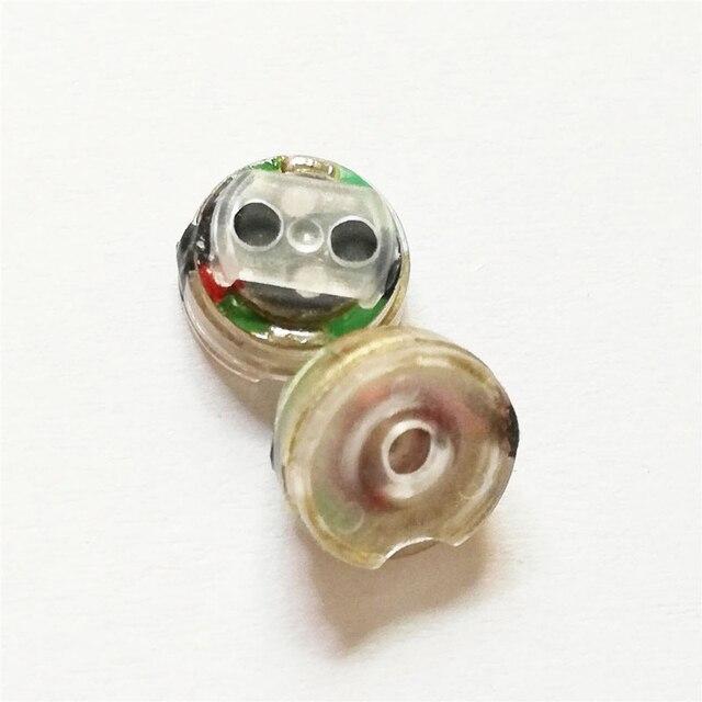 Unidad de altavoz para auriculares IE800, 8mm, película de titanio compuesta, 32 Ohm, bricolaje