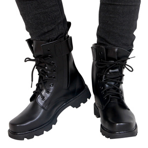 36~46 army boots wear-resistant breathable outdoor strong men boots #YB552