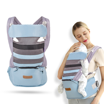 Baby sling waist stool front holding multi-function child seat stool four seasons universal babies artifact 3 in 1 Baby Carrier