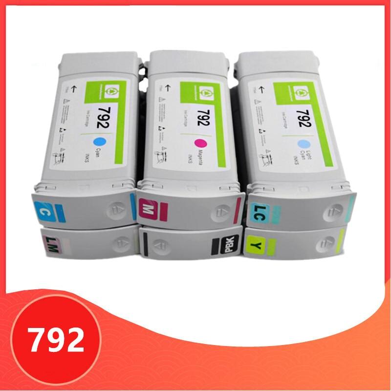Ink Cartridge For HP 792 For HP792 L26100 L26500 L28500 Latex 210 260 280 Printer