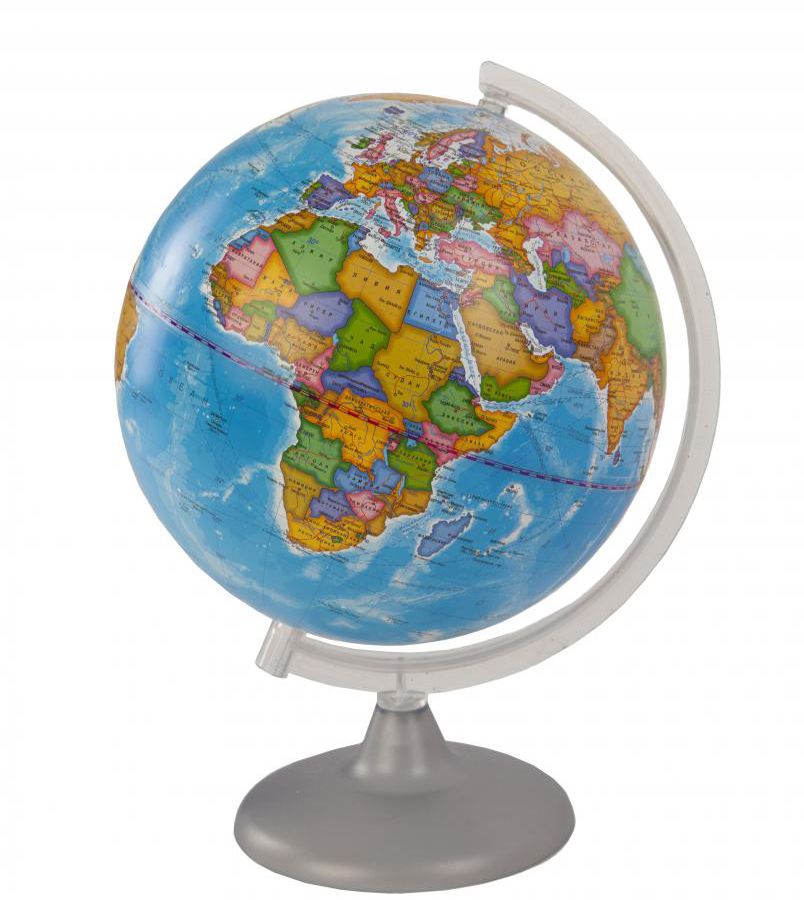 Political Globe Diameter 250mm