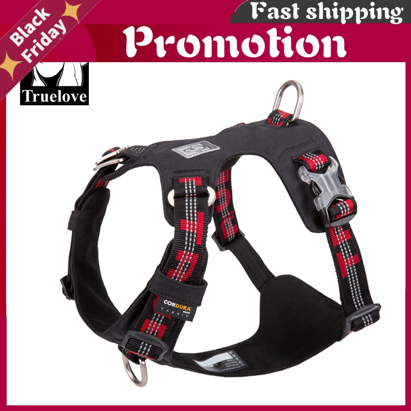 Uitra Light Safety Pet Harness Small And Medium Large And Strong Dog Explosion-Proof Waterproof Outdoor Product Tlh6282