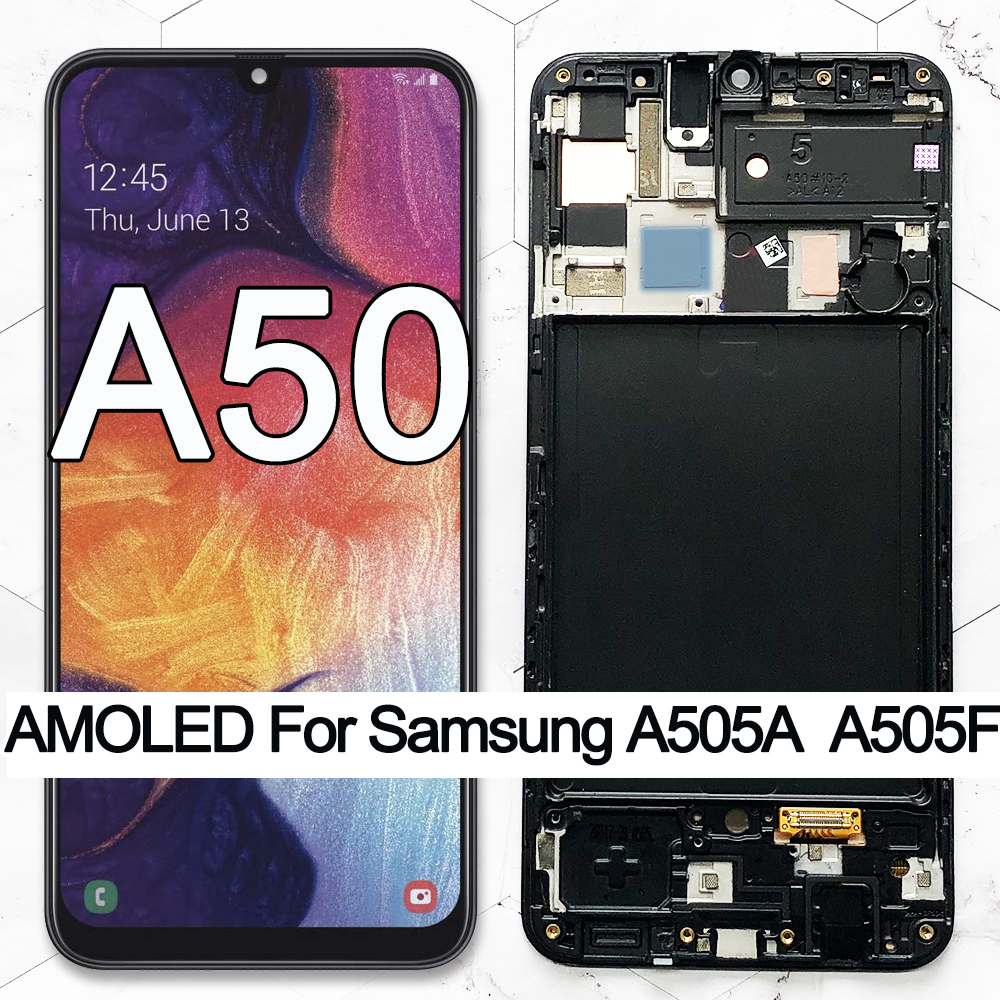 100% Super AMOLED 6.4