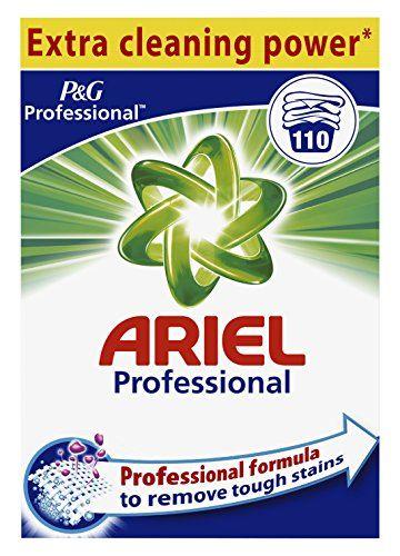 Ariel Professional Detergente En Polvo, 110lavados