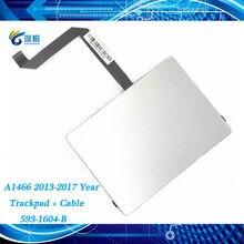 Orijinal YENI TrackPad TouchPad Kablosu ile 593-1604-B Apple MacBook Air 13 için