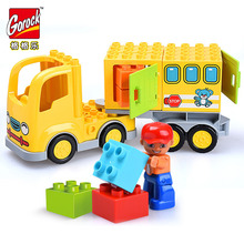 1037 Big Building Blocks Model Set Legoingly 23Pcs children Educational Bricks Toys For Toy Gift For Baby Compatible With Duploe цена в Москве и Питере