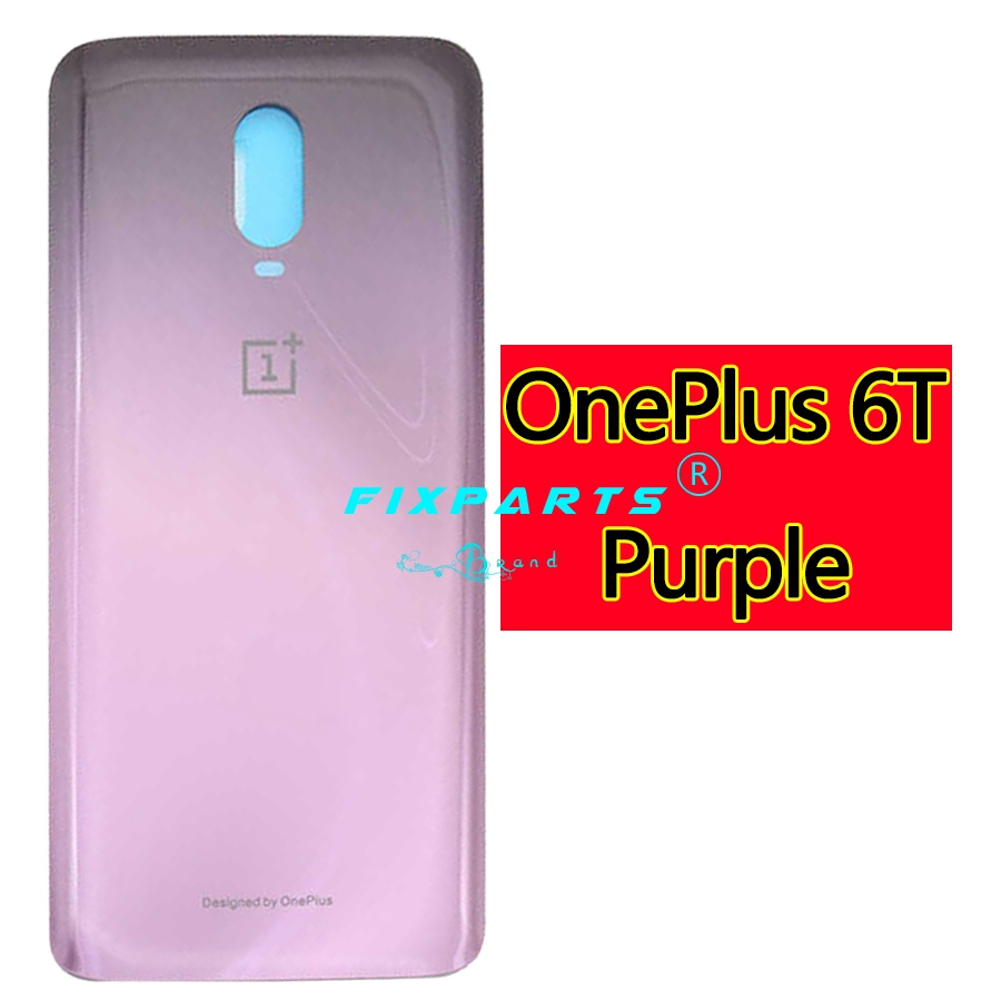 Oneplus 6 6T Battery Cover 003