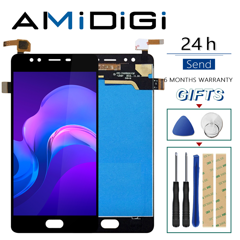 For ZTE nubia M2 lite NX573J LCD Display and Touch Screen Assembly Phone Accessories For ZTE nubia M2 lite +Tools(China)