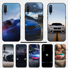For Xiaomi 9 Hot Luxury BMW TPU black Phone Case Cover Hull For Xiaomi 5 6 plus 6x 8 se lite 9 se(China)