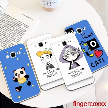 Coxxx Girl Man 1 Silicon Soft TPU Case Cover For Samsung Galaxy Core Grand Prime Neo Plus 2 G360 G530 I9060 G7106 Note 3 4 5 8 9 image