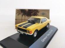 Ixo 1:43 1976 chevrolet opala ss liga de metal diecast carros modelo veículos brinquedo para crianças menino brinquedos presente