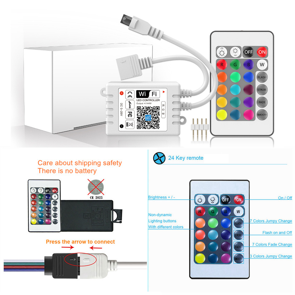 cheapest NEW Bluetooth 5050 LED Strip Light RGB SMD 2835 Flexible Ribbon fita RGB LED light 5M 10M 15M Tape Diode DC12V Bluetooth Control