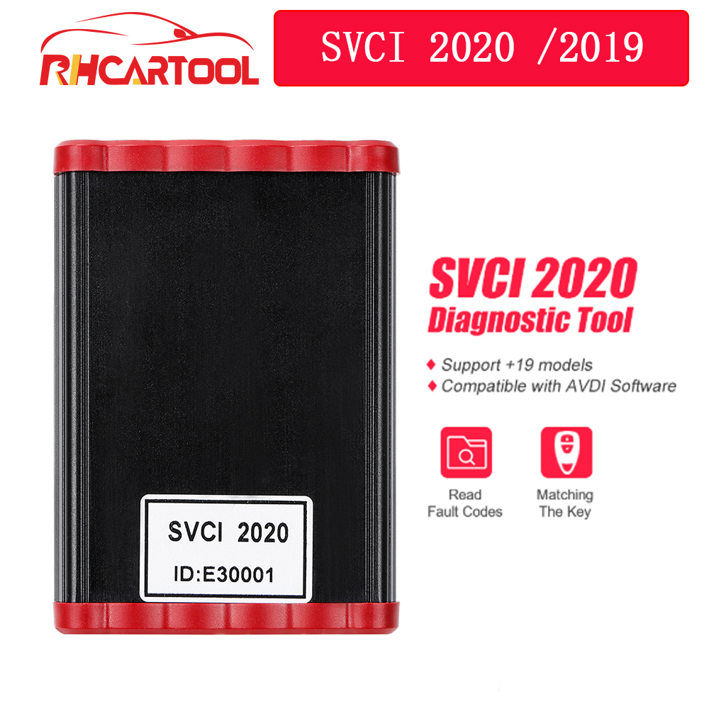 Auto Diagnostic Tool FVDI SVCI 2020 2019 Full Version (19 Software) FVDI ABRITES Diagnostic Scanner  best 2018 2015 2014 on