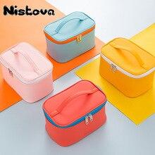 Bag Large Capacity Waterproof Storage Box New PU Neceser Women Makeup