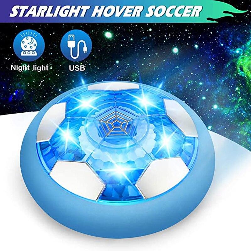 Base de led para futebol, brinquedo educacional para o ar livre e crianças