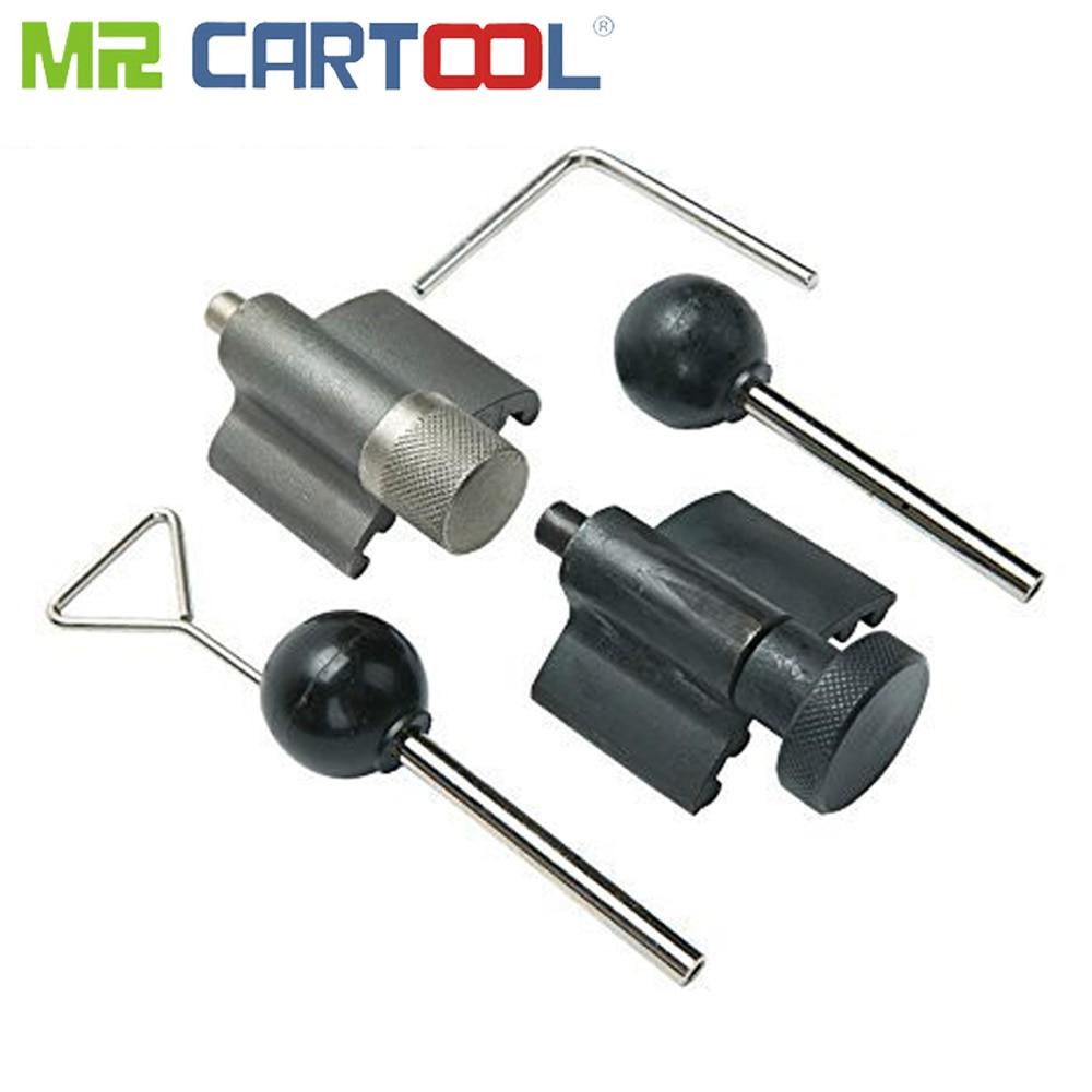 SENHOR CARTOOL 6pc Universal Diesel Sincronismo Cam Crank Locking Tool Set Para 2.0 TDI VW AUDI A4/ a6 T10050 T10100 ST0049