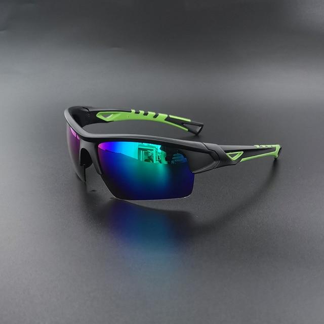 Top quality cycling sunglasses UV400 Men Women mountain bike glasses 2020 Outdoor riding running goggles Sport bicycle eyewear 4