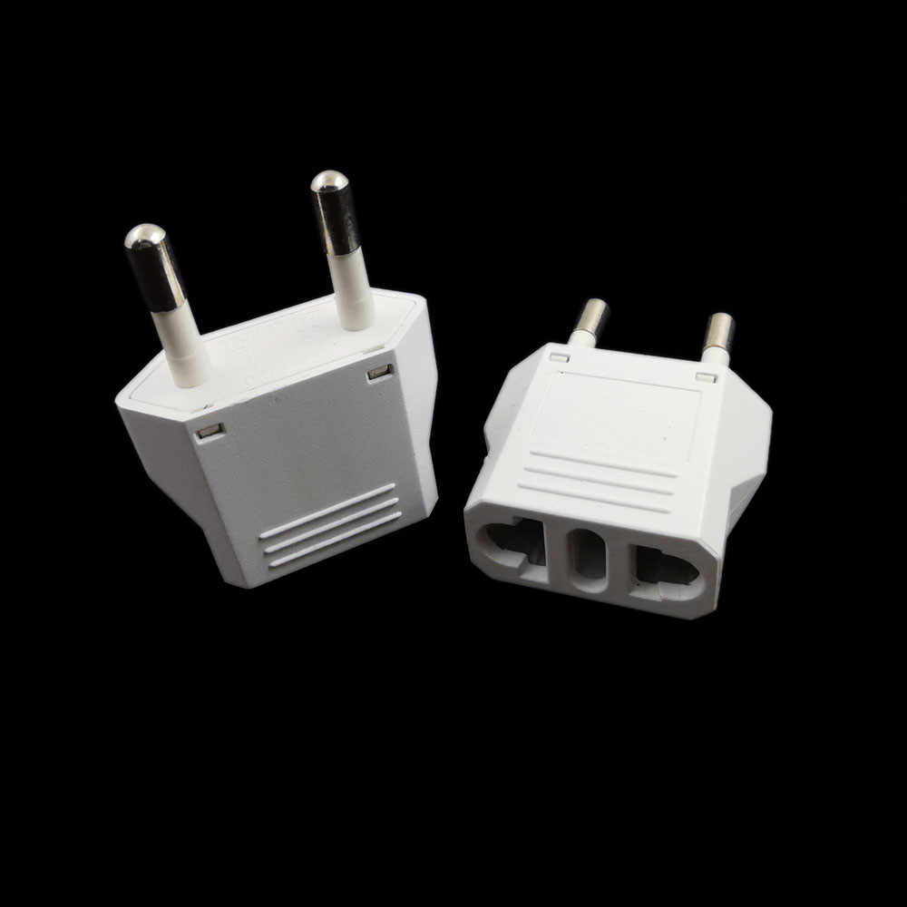 Vs Naar Eu Plug Adapter Converter Amerikaanse Japan Euro Europese Type C Travel Adapter Stekker Socket Ac Outlet
