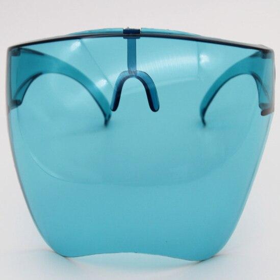Men's Women's Faceshield Protective Glasses Goggles Safety Glasses Anti-Spray Mask Protective Goggle Glass Sunglasses 12