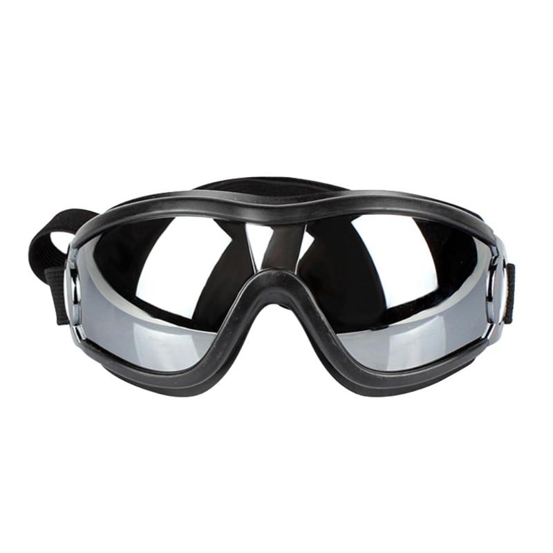 font b Pet b font Dogs UV Eyeglasses Sunglasses Swimming Ski Goggles Waterproof Windproof Blinkers