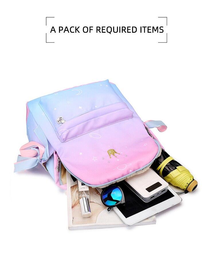 Moda sacos de escola 2021 mochilas escolares