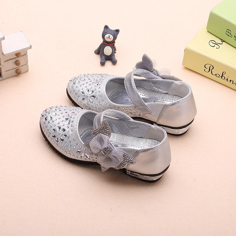 criancas meninas sapatos de couro arco sapatos 04