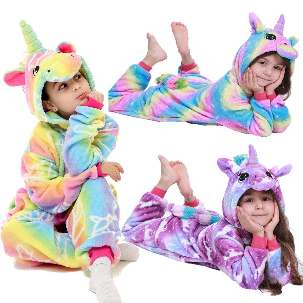 Onsie/Детские одноцветные пижамы; Зимние пижамы для маленьких девочек; Детские пижамы с рисунками животных; Пижамы для сна; Кигуруми; Карнавал...