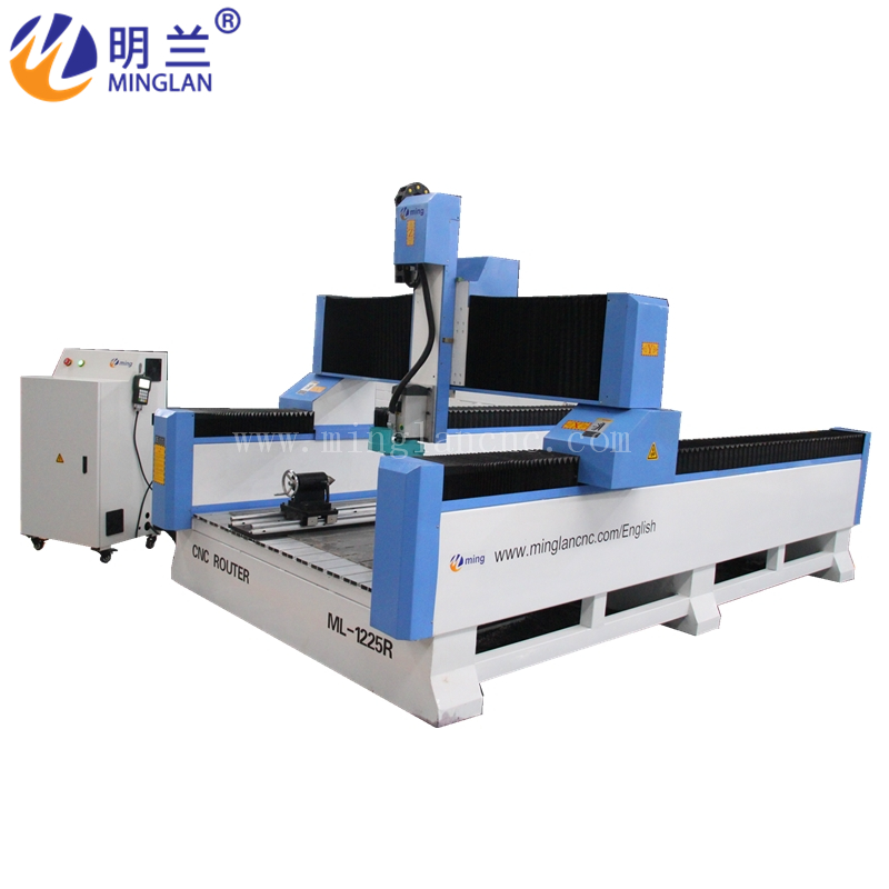 1325 Automatic Stone Cutting Machine Cnc 3d Stone Engraving Machine Cnc Stone Carving Machine 3d Cnc 1300*2500mm