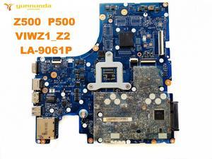 Image 2 - מקורי עבור Lenovo Z500 מחשב נייד האם Z500 P500 VIWZ1_Z2 LA 9061P נבדק טוב משלוח חינם