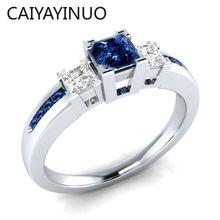 Классическое женское кольцо jellystory из серебра 925 пробы