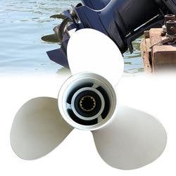 40-50HP In Lega di Alluminio Elica Fuoribordo per Barche Yamaha Motore 11 5 8 X 11-G 69W-45947-00 YH OB 25-60HP con 13 spline Dente