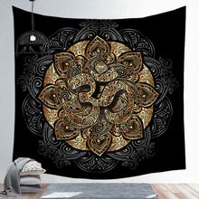 цены Selling Mandala Background Tapestry Tapestry Background Cloth Family Tapestry Room Decorations Home Decoration Supplies Mural