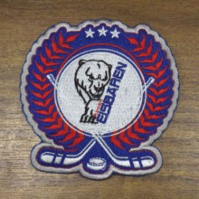 Custom your printed Iron on Patches Sew bagde Hook and Loop Patch