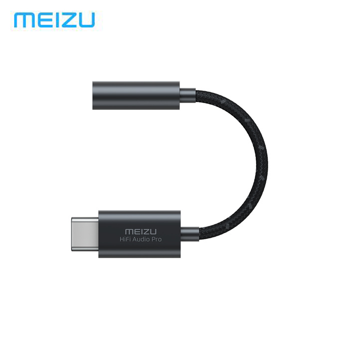 New Original Meizu type-c interface HIFI decoding amp pro DAC Headphone Amplifier 3.5mm