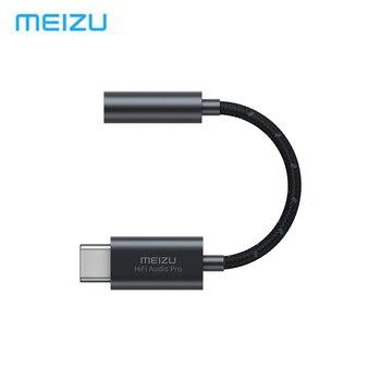 Nuovo Originale Meizu Tipo-c Interfaccia HIFI Decodifica Amp Pro DAC Amplificatore Per Cuffie 3.5 Millimetri