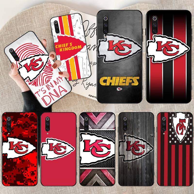 Penghuwan Kansas City Chiefs Poster Customer High Quality Phone Case For Xiaomi Mi9 9se 8se Pocophone F1 Mi8 Lite Phone Case Covers Aliexpress