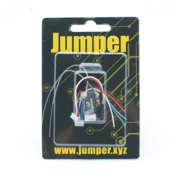 Jumper R1 D16 Mode RC Receiver Mini SBUS Receiver Compatible with OPENTX System FRSKY Remote Control JUMPER T12 T16 Transmitter