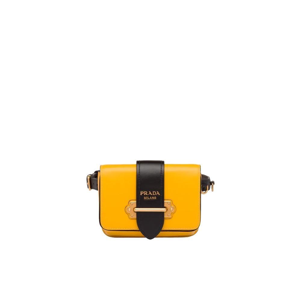 Fashion Waist Bag Prada Cahier Belt Bag Waist Fanny Pack Belt Bag Pouch Bum Bag Travel Small Purse 1BL004_2AIX_F0B1I_V_OCO