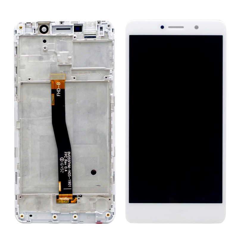 100% اختبار شاشة تعمل باللمس لهواوي الشرف 6X BLN-L24 BLN-AL10 BLN-L21 BLN-L22 LCD عرض مع شاشة تعمل باللمس الجمعية