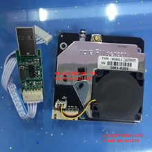 10 шт./лот Nova PM sensor SDS011 PM2.5 датчик воздушных частиц лазерный PM1.0PM2.5PM10 датчик пыли лазерный внутренний цифровой выходной модуль