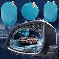 4 шт.  автомобильная зеркальная защитная пленка заднего вида  анти-туман  прозрачное непромокаемое зеркало заднего вида  Защитная мягкая пле...