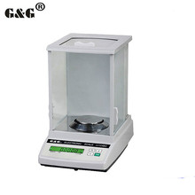 Electronic Scale 0.1mg 1/10000 Precision Electronic Analytical Balance 0-320g High Accuracy Laboratory Golden Balance 0.0001g laboratory balance scale 50g 0 001g high precision jewelry diamond gem lcd digital electronic scale counting function portable