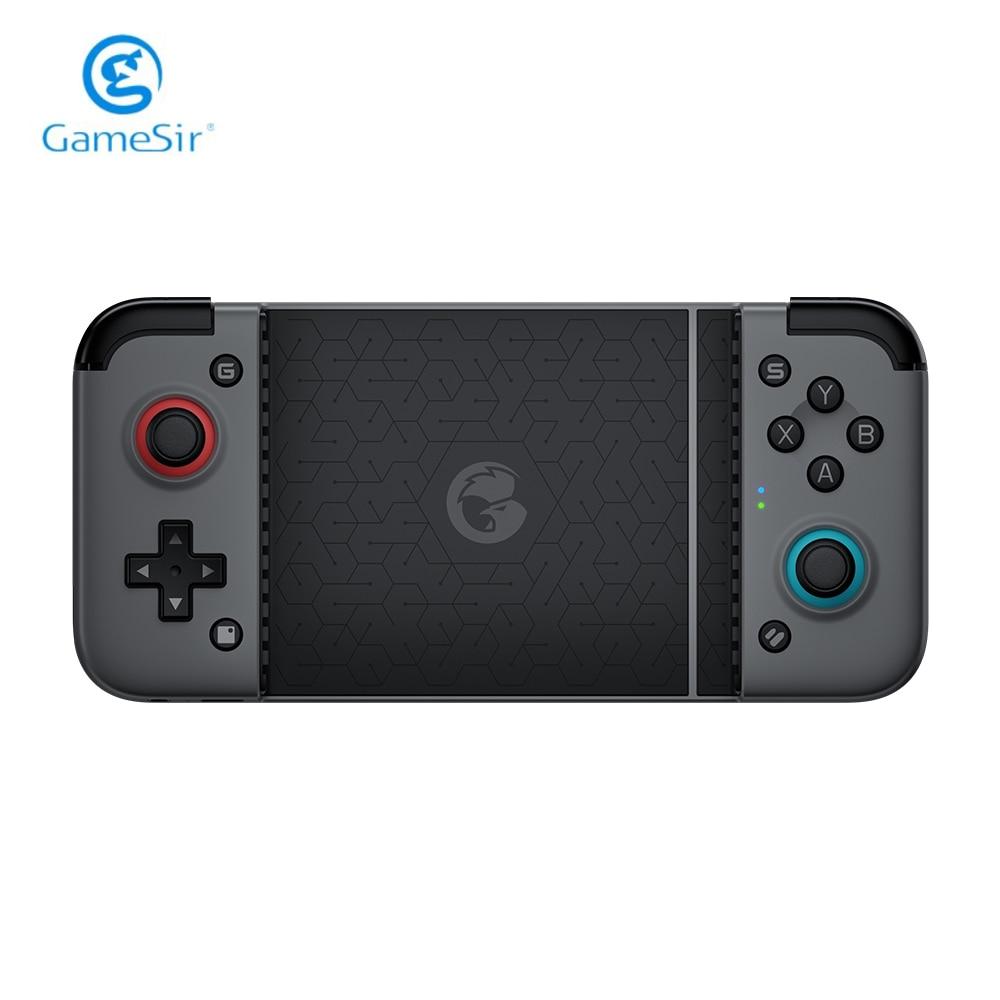 Беспроводной Bluetooth геймпад GameSir X2 для Pubg, мобильный джойстик, контроллер для облачных игр для Android и iOS