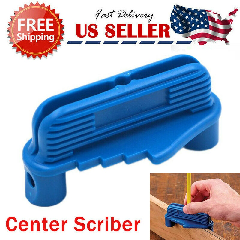 Center Line Scriber Marking Gauge Joiners Carpenters Scribing Gauge Wood Machinery Parts Tools