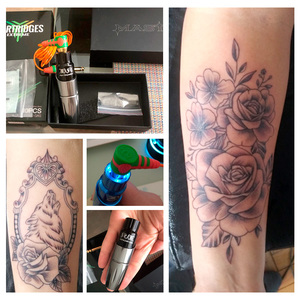 Image 5 - Dragonhawk Tattoo Rotary Pen Machine Tour Permanent Makeup Needle Cartridges Machine Accessories for Tatoo