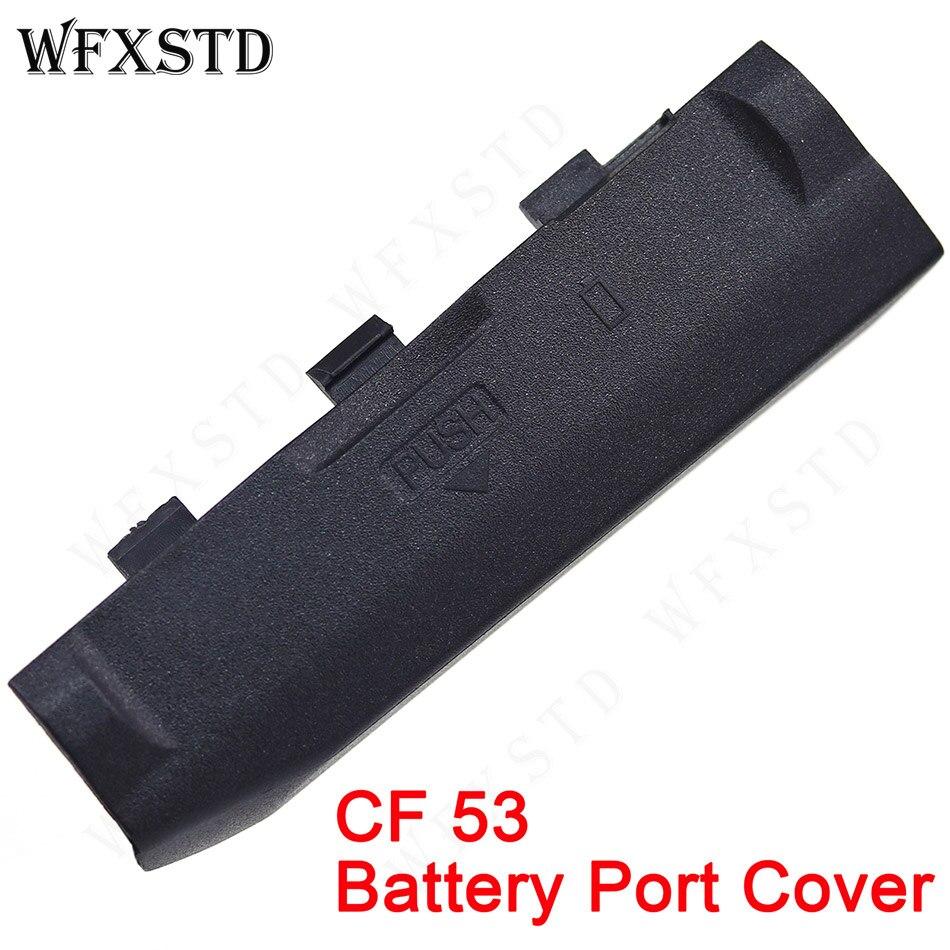 Новая сменная крышка батареи для Panasonic Toughbook CF-53 CF53 CF 53 чехол для порта батареи Jack пластиковая крышка