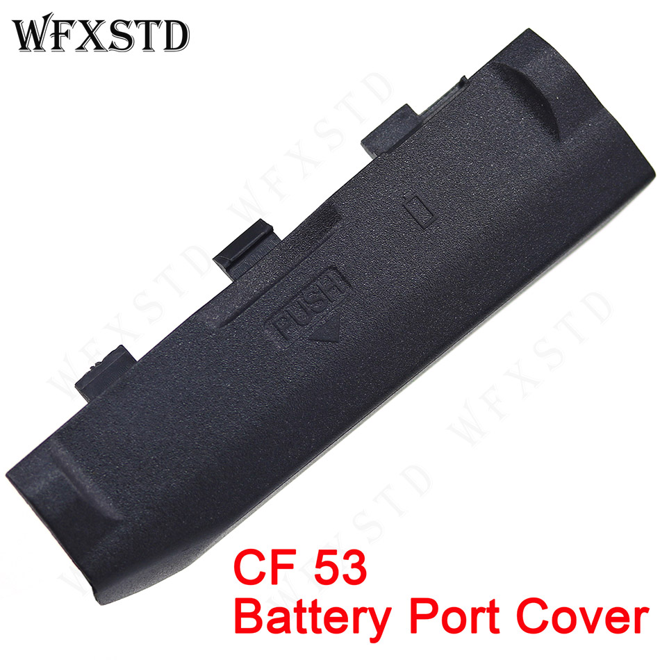 New Replacement Battery Cover For Panasonic Toughbook CF-53 CF53 CF 53 Battery Port Case Jack Plastic Cover